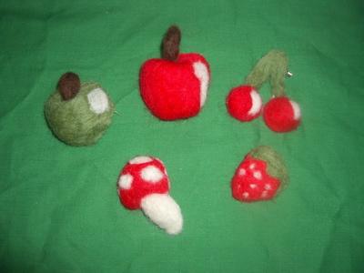 fruity pins