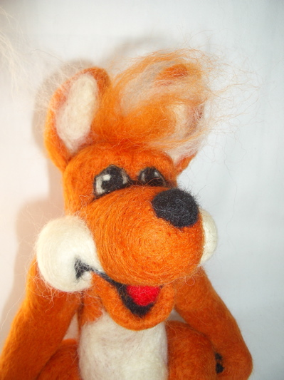 chester the fox