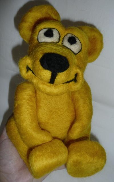 Buttercup bear